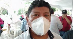 Cambio de semáforo epidemiológico en Tuxtepec, no es para relajar medidas: Edil