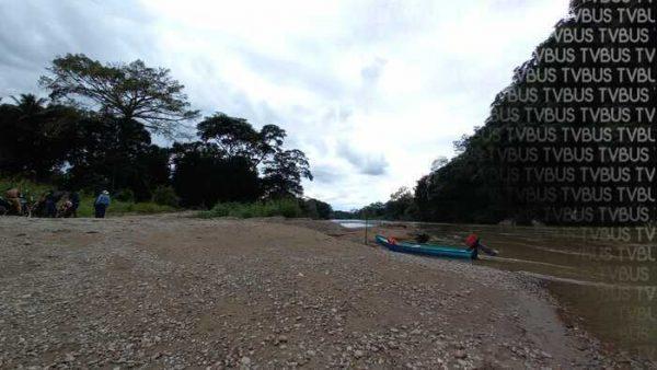 Hundimiento de lancha en rio Valle Nacional, fue accidente de navegación: Capitanía de Puerto
