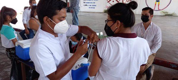 Necesaria vacuna de la influenza para evitar complicaciones quien haya padecido de covid: SSO