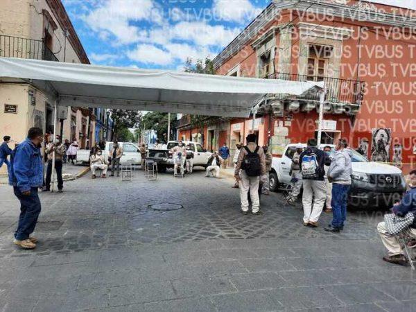 Trabajadores de vectores amplían bloqueos en Oaxaca