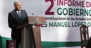 AMLO reconoce alza en homicidio doloso, feminicidio y extorsión a 2 años de gobierno