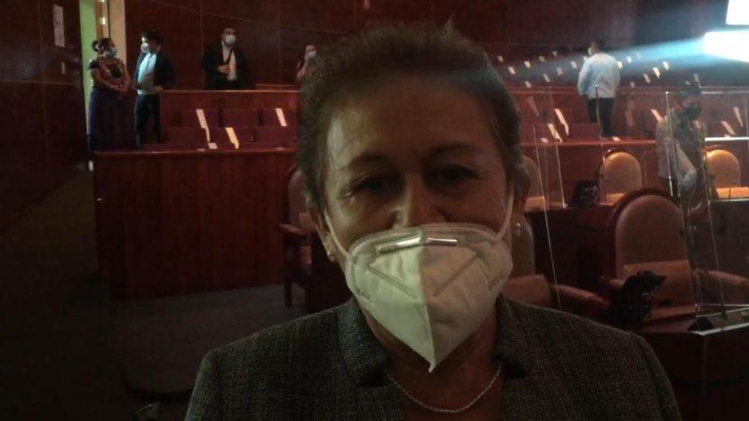 Comparecencia de funcionarios será ante comisiones afirma Presidenta de la JUCOPO