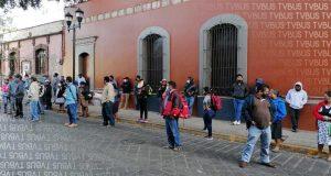 Comuna Oaxaca se moviliza tras varios meses de no hacerlo, coincide con salida de Horacio Sosa de la JUCOPO