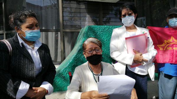 Denuncian irregularidades en renovación del Sindicato del IMSS en Oaxaca