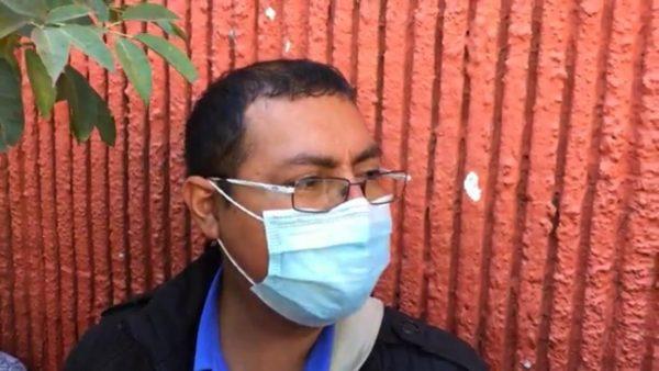 Denuncian negligencia médica en HGZ 01 del IMSS en Oaxaca por muerte de bebé presuntamente por Covid
