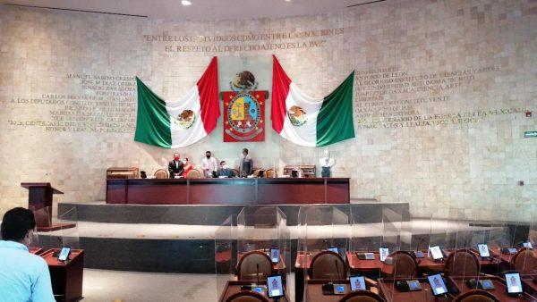 Diputados siguen sin ponerse de acuerdo, suspenden sesión para elegir mesa directiva