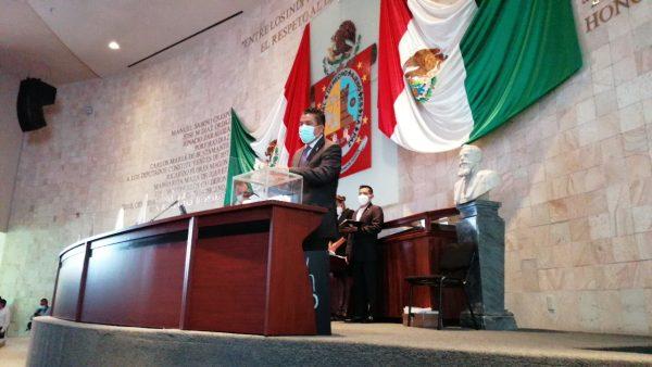 Eligen a Arsenio Mejía como Presidente de la Mesa Directiva