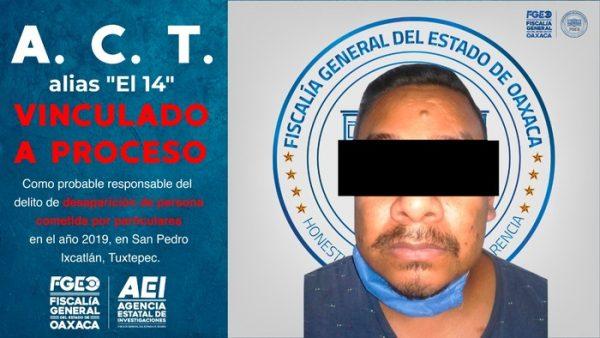"""A prisión """"El 14"""", por probable desaparición de personas en la Cuenca"""