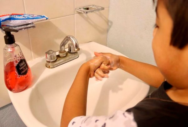 Pide IEEPO extremar precauciones en el cuidado de la salud de los escolares oaxaqueños