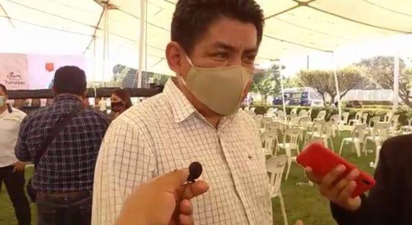 Desmiente Irineo Molina salir de MORENA