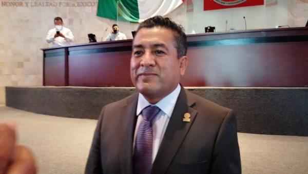 Soy respetuoso de las mujeres, no se ha violado paridad de género afirma Diputado Arsenio Mejía