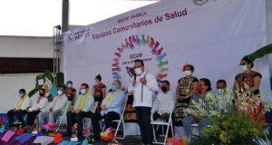 Gobierno de AMLO fortalece al ISSSTE en Oaxaca: Pável Meléndez