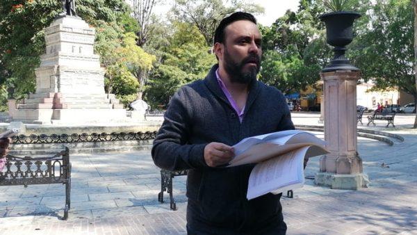 Jesús Romero denuncia a dirigente nacional de FRENAA, por amenazas contra AMLO