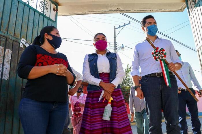 SEPIA y SINFRA impulsan el desarrollo de los pueblos originarios de Oaxaca
