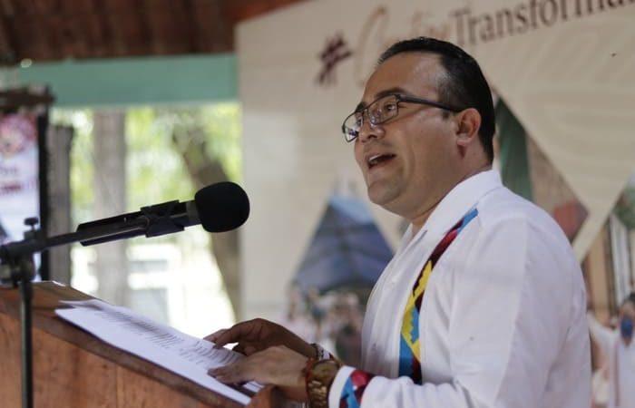Rinde Pável Meléndez Segundo Informe Legislativo al distrito de Tehuantepec