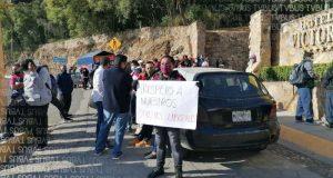 Trabajadores de hoteles de Oaxaca, exigen pago completo de su aguinaldo