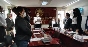 Instalan consejo del INE en Tuxtepec; inicia proceso electoral en el Distrito federal