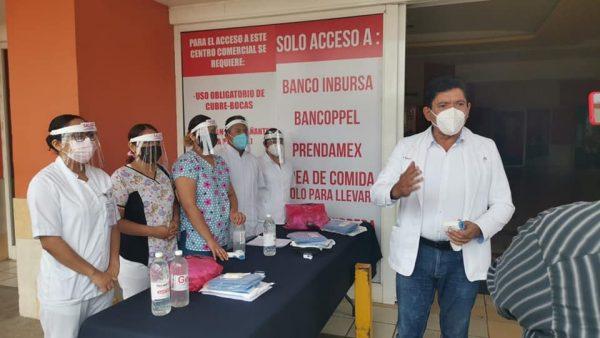 A más del 70% la ocupación Hospitalaria en la Cuenca del Papaloapan