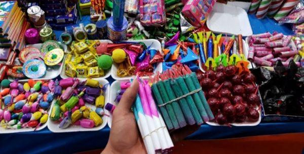 A pesar de operativos, continua la venta de pirotecnia en la ciudad de Oaxaca