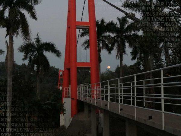 A más de 2 años de su cierre, inauguran puente de San Bartolo en Tuxtepec