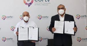 Fortalecen Cortv y el IEEPO estrategias para la educación a distancia en Oaxaca