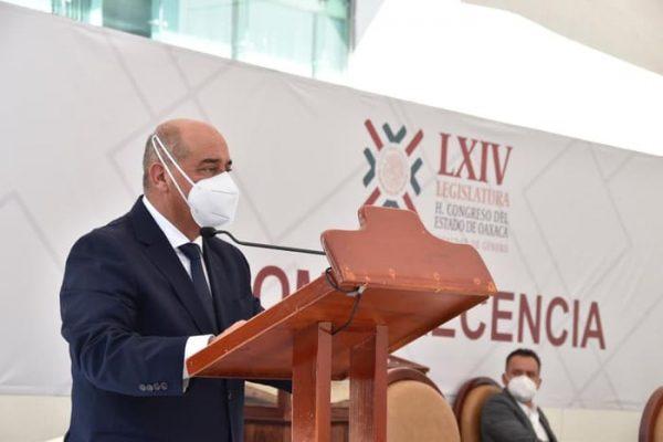 Aún en pandemia, garantiza IEEPO el derecho a la educación de niñas, niños y jóvenes: Francisco Ángel Villarreal