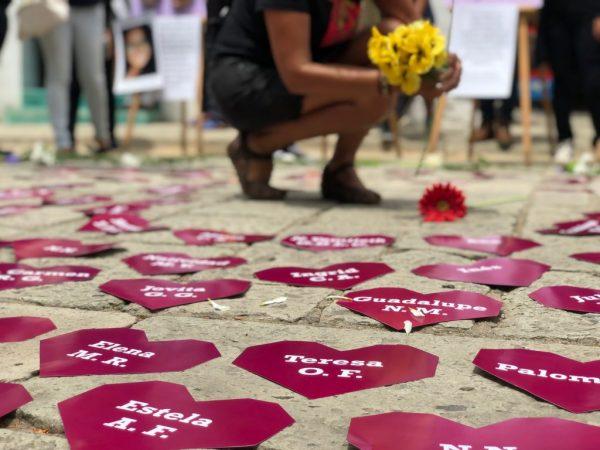 Oaxaca en el top ten del país en feminicidios
