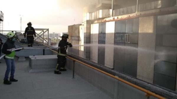Incendio paraliza 6 líneas del Metro en CDMX; reportan un muerto