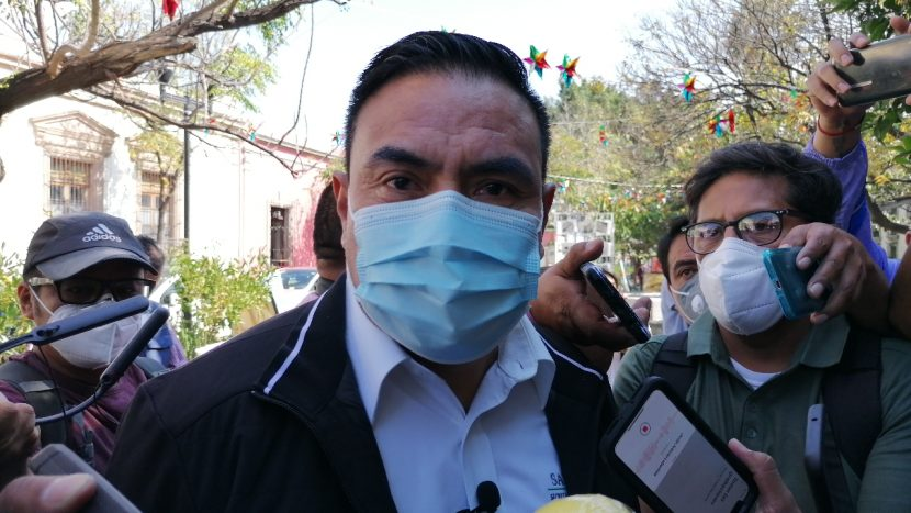 En Oaxaca se requieren de diez mil dosis de vacuna Covid para personal de Salud: SNTSA