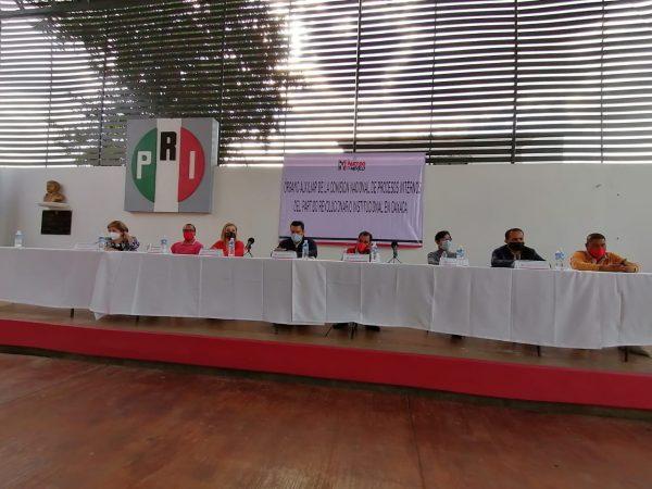 23 de enero fecha límite para registro de aspirantes a candidatos a Diputación Federal por el PRI