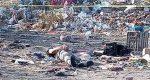 Localizan cádaver maniatado en basurero de Oaxaca