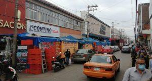 Autoridades continúan  vigilando que comercios de Tuxtepec cumplan con protocolos