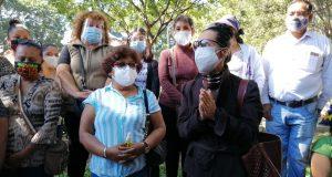 Señalamientos contra Villacaña tienen tintes políticos: Asociaciones de mujeres
