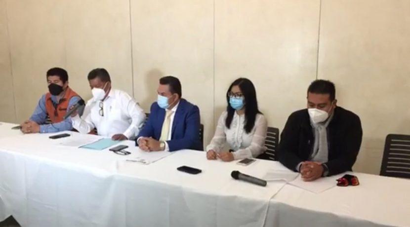 Aumenta conflicto entre locatarios del mercado Víctor Bravo Ahuja en Santa Lucía del Camino