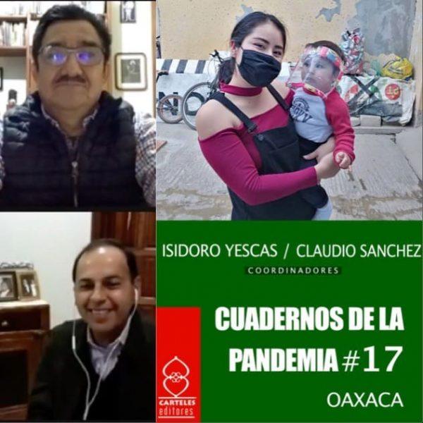 """Presentó Casa de la Cultura Oaxaqueña, la revista """"Cuadernos de la Pandemia"""""""