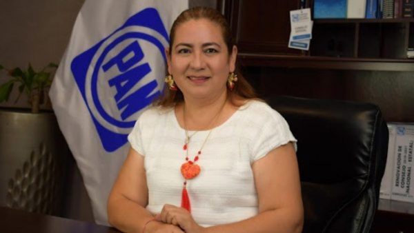 Hubo intercambio de distritos en el PAN para firmar coalición con PRI y PRD: Diputada Marichuy Mendoza