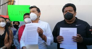 Diputados de MORENA retan a PRI, PAN y PRD a presentar pruebas ante señalamientos