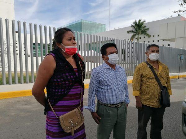 Habitantes de San Antonio Tepetlapa, Jamiltepec, piden solución a conflicto post electoral