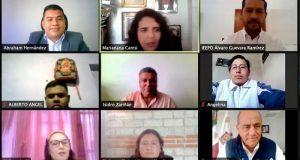 """Imparte IEEPO taller """"Evaluación en tiempos de pandemia"""" a directivos y docentes de educación básica"""