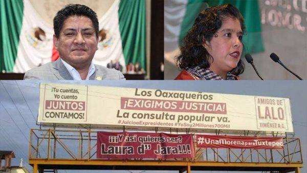Se solidariza Irineo Molina ante agresiones hacia Diputada Laura Estrada