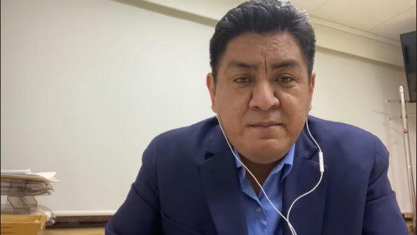"""Irineo Molina no va a la reelección, anuncia """"otros objetivos políticos"""""""