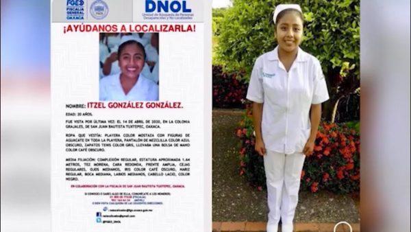 Itzel González lleva 9 meses desaparecida, su familia sigue buscándola