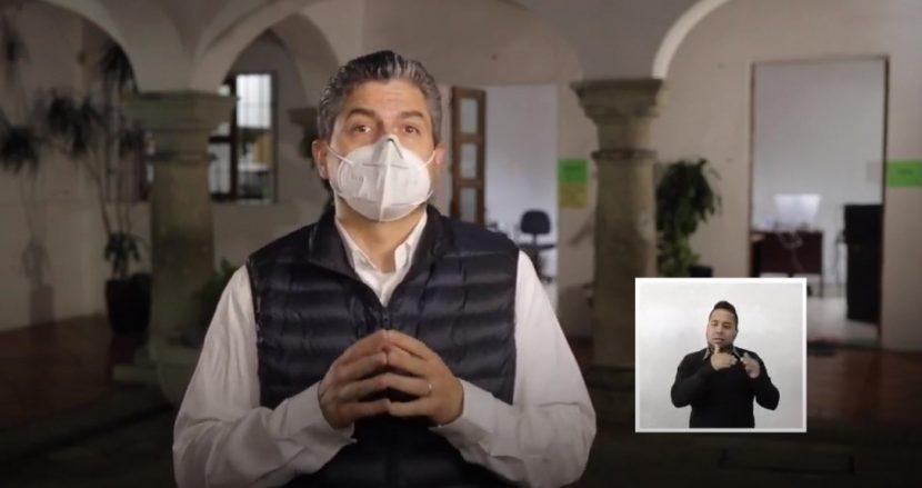Ante los altos riesgos de contagio por COVID-19 en la entidad, importante respetar los protocolos sanitarios