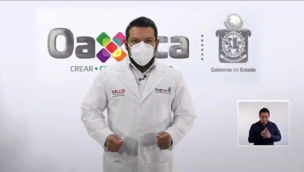 Incrementa en Oaxaca contagios por COVID-19 tras las fiestas decembrinas