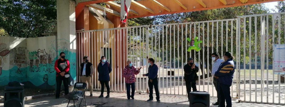 Si estalla huelga en la UABJO, es responsabilidad de Murat y del Rector afirma el STEUABJO