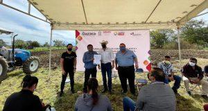 Potencia Sedapa cultivo de amaranto, sábila, nopal y vainilla en Oaxaca