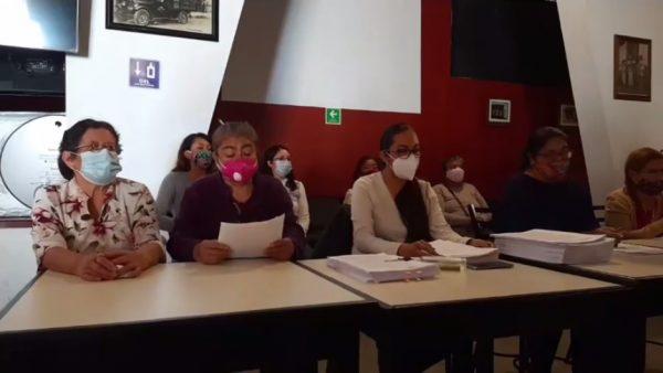 Habitantes de San Isidro Zautla acusan a ex autoridades de desvío de recursos por 3 mdp