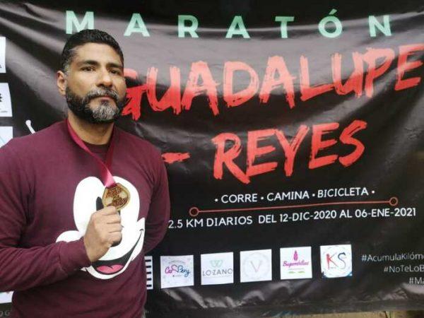 """Con gran éxito, concluyó el 2do Maratón """"Guadalupe – Reyes"""" en Tuxtepec"""