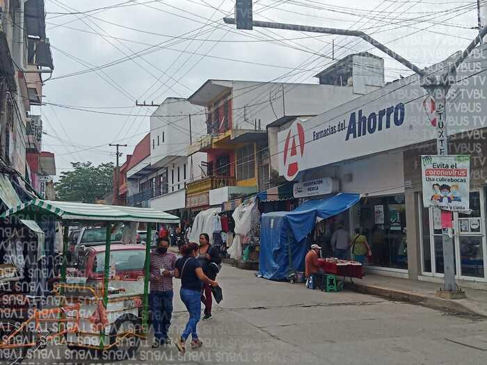 CANIRAC y CANACO en Tuxtepec, dicen no al cierre escalonado de comercios