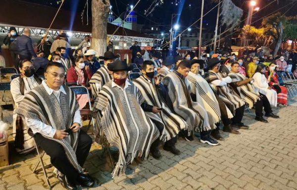 Más de 50 autoridades municipales, tomaron protesta bajo sistemas normativos indígenas de Oaxaca